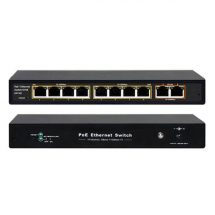Switch PoE 8 porturi KMW Systems