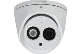 Camera HDCVI de exterior cu IR și microfon KM-500E-A