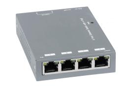 KMW SYSTEMS Switch PoE industrial de 4 porturi, KM-POE0402EC-60.png